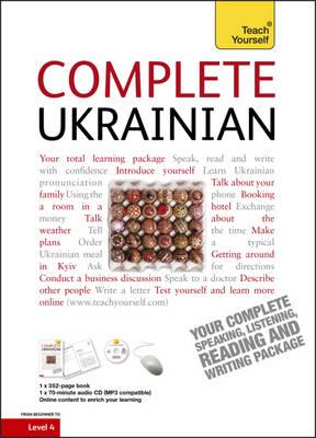 Complete Ukrainian Beginner to Intermediate Course By Bekh, Olena/ Dingley, James