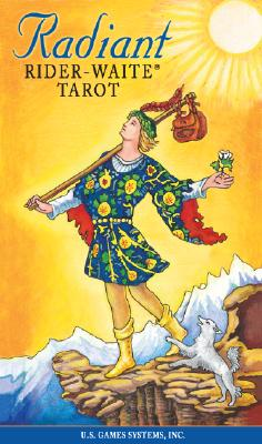 Radiant Rider-Waite Tarot By Us Games Systems